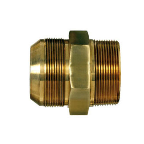 Sarang MS with brass coating Hydraulic Hose Adapter, Size: 0.125-0.5 inch