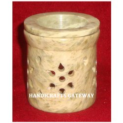 Handmade Soapstone Aroma Lamp