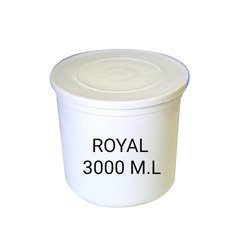 Royal Plastic Pp 3000ml Polypropylene Food Containers, For Food Packaging, Packaging Type: Box