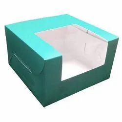 1/2 Kg Green Window Box