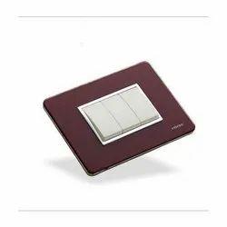 16 To 32 A White (switch) Elleys Modular Switch