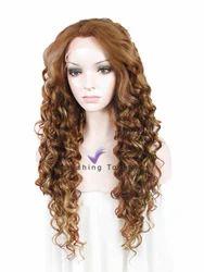 Medium Curly Wig