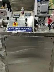 Besan Laddu Making Machine