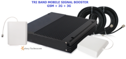 Tri Band Mobile Signal Booster - Repeater
