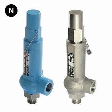 Pressure Safety Valves, Size: 1/2