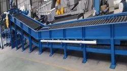 Ingot Casting Chain Conveyor Machine