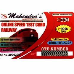 PVC Smart Scratch Card