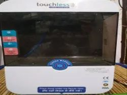 TOUCHLESS HAND SANITIZE MACHINE