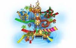 15 Platform Water Play System