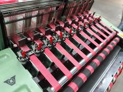 Cotton Belt Making Machine