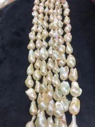 15-20 MM Baroque shape freshwater pearl