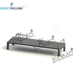 Out Door Gym Sit Up Board