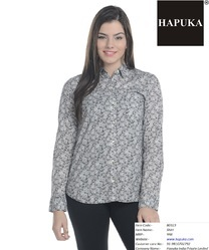 Cotton Designer Ladies Shirt
