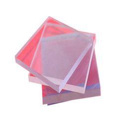 Abrasion Resistant Acrylic Sheet