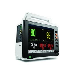 Multi Parameter Touch Screen Patient Monitor
