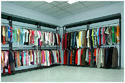 MS Store Garment Display Rack