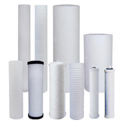 Spun Water Filter Cartridges