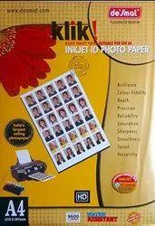 Photo Paper A4 KLIK-180-50S