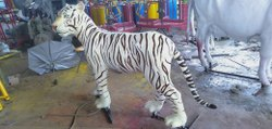 FRP Tiger Statue (Code A-2a)