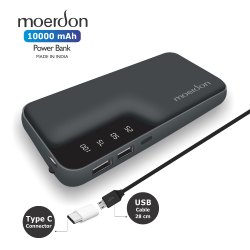 Moerdon 10000 MAh Power Bank