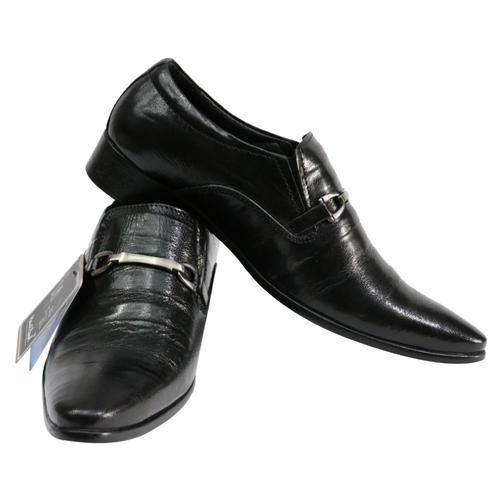 bc5e0cd5b68c Black Gents Formal Shoes, Rs 1300 /pair, Rajasthan Leather Shoes ...