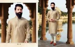 Designer Kurta With Churidar