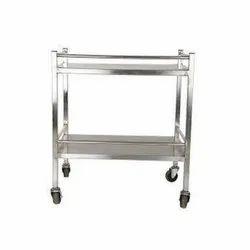 Silver Lab Trolley
