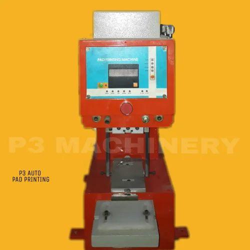 Pad Printing Machine - Deluxe Pneumatic Pad Printing Machine