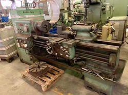 Di Palo All Geared Lathe Machine