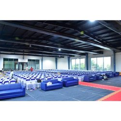 Plain Banquet Hall Furnitures