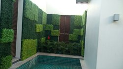 Artificial Vertical Garden / Green Wall