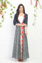 Full Length Double Layered Kurti