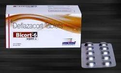 Deflazacort 6 mg