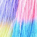 Multicolor Fancy Knitted Wool, Size/length: 86m
