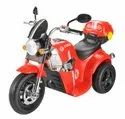 Kids 6V Battery Operated Toyhouse Samurai Bike