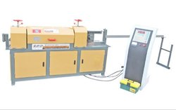 Bar Decoiling And Straightening Machine