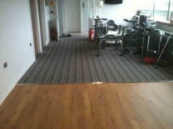 Laminated Wooden Flooring For Gyms