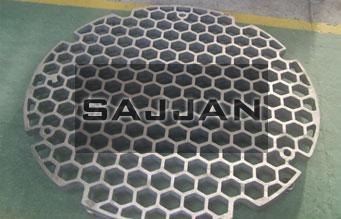 Charge Grid For Pit Furnace / Gas Carburizing Furnace