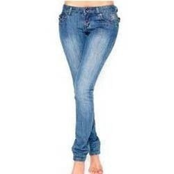 Stretchable Skinny Ladies Jeans