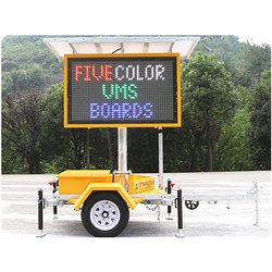 Road Safety LED Display Board