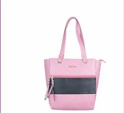 Bangari Output Pink Womens Hand Bag