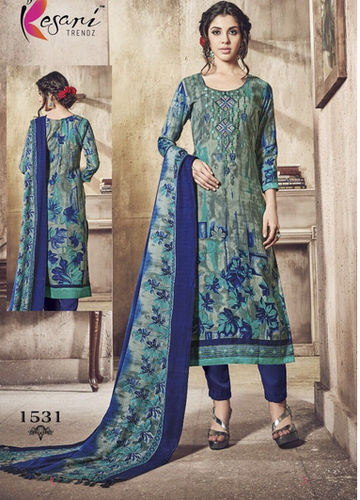 Pashmina Embroidery Suit S25AA1531