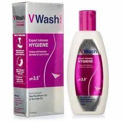 V Wash Plus Intimate Hygiene Wash, Packaging Size: 200 mL