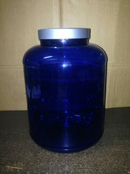 Protein Supplement Jar