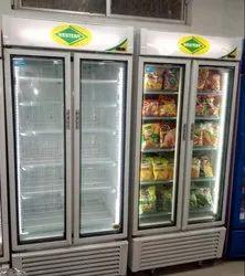western Upright vertical freezer, Capacity: 900