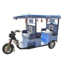 Three Wheeler E Rickshaw