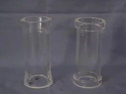Dolphin Labware Borosilicate Glass Pipe Section