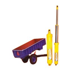 Mild Steel Tractor Trolley Hydraulic Jacks