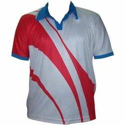 Men's Polo Neck T Shirt