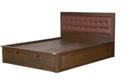 Gruvz Queen Bed